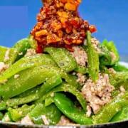 ひき肉とピーマンのレシピ