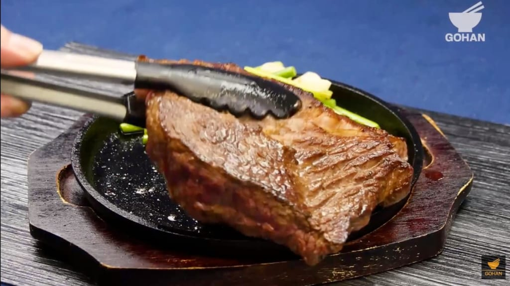 ステーキ肉