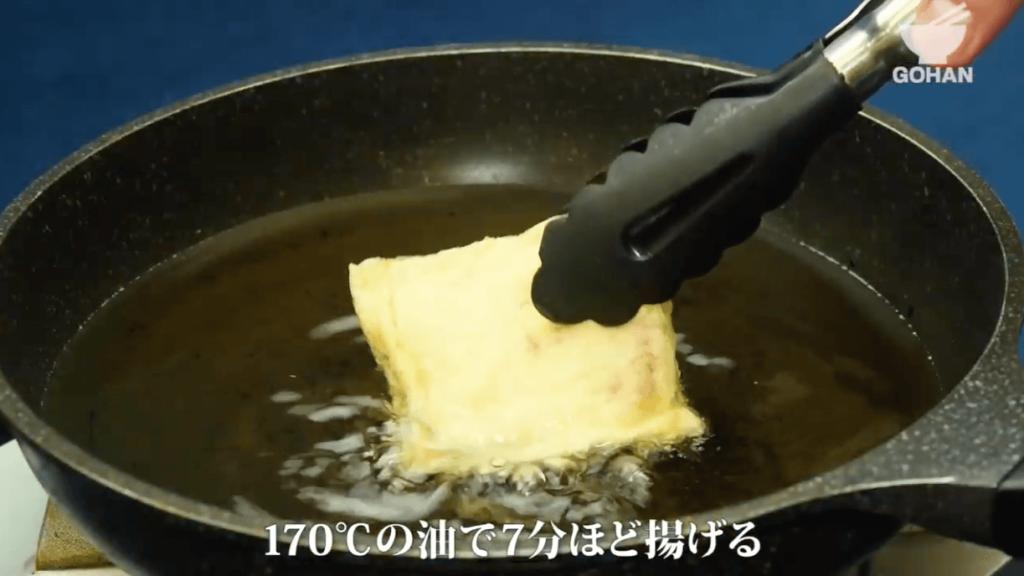 簡単なメンチカツのレシピ