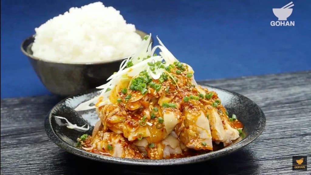 鶏肉の料理