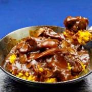 牛肉のハヤシライス