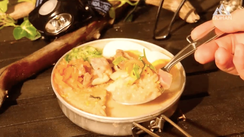 豚骨スープチャーハン