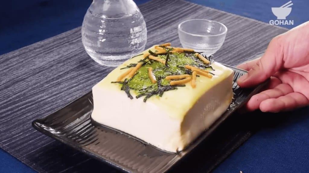 豆腐スライスチーズ