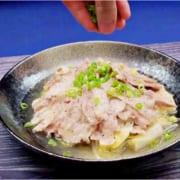 白菜と豚肉のレシピ