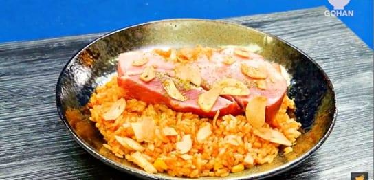 ベーコンの丼レシピ