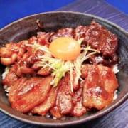 牛・豚・鶏肉を使った丼モノレシピ