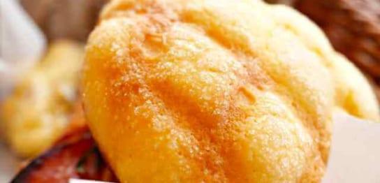美味しそうなメロンパン