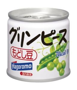 グリンピースの缶詰