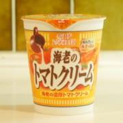海老の濃厚トマトクリーム