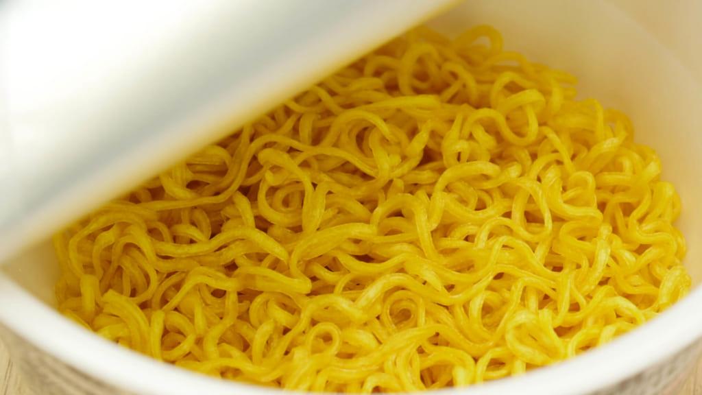 ノンフライ麺