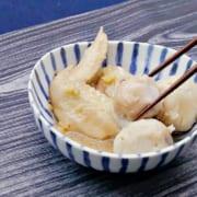 里芋と手羽先のしっとり煮