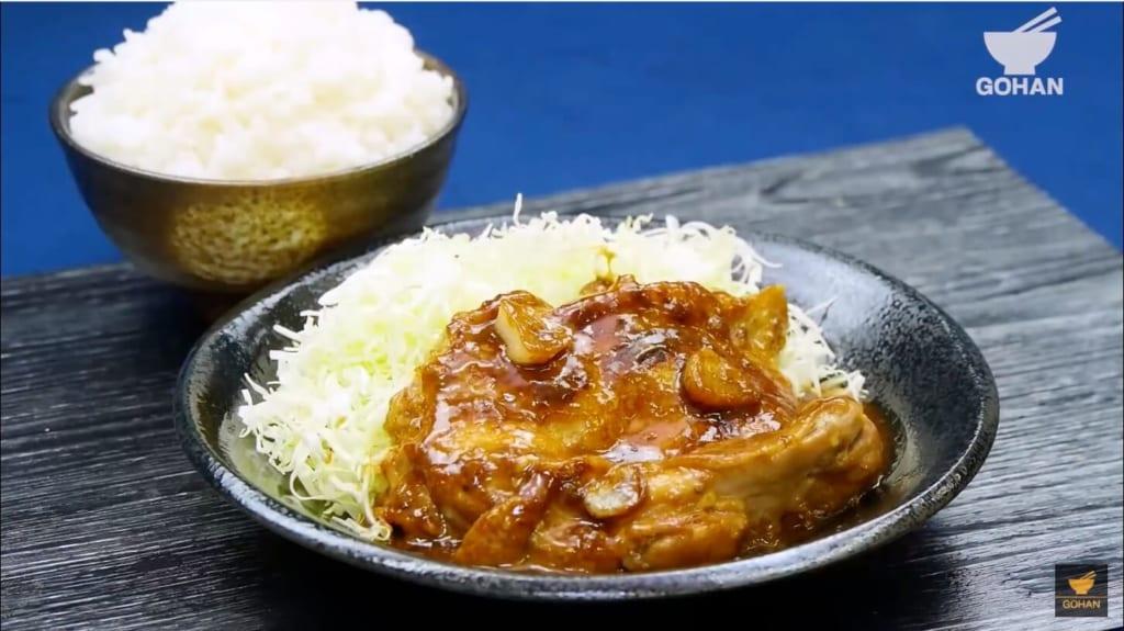 わさびの鶏肉レシピ