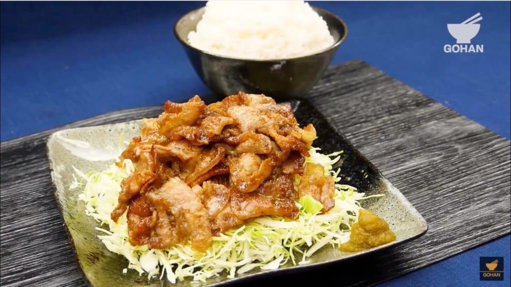 豚肉とキャベツのレシピ