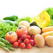 おいしそうなたくさんの野菜