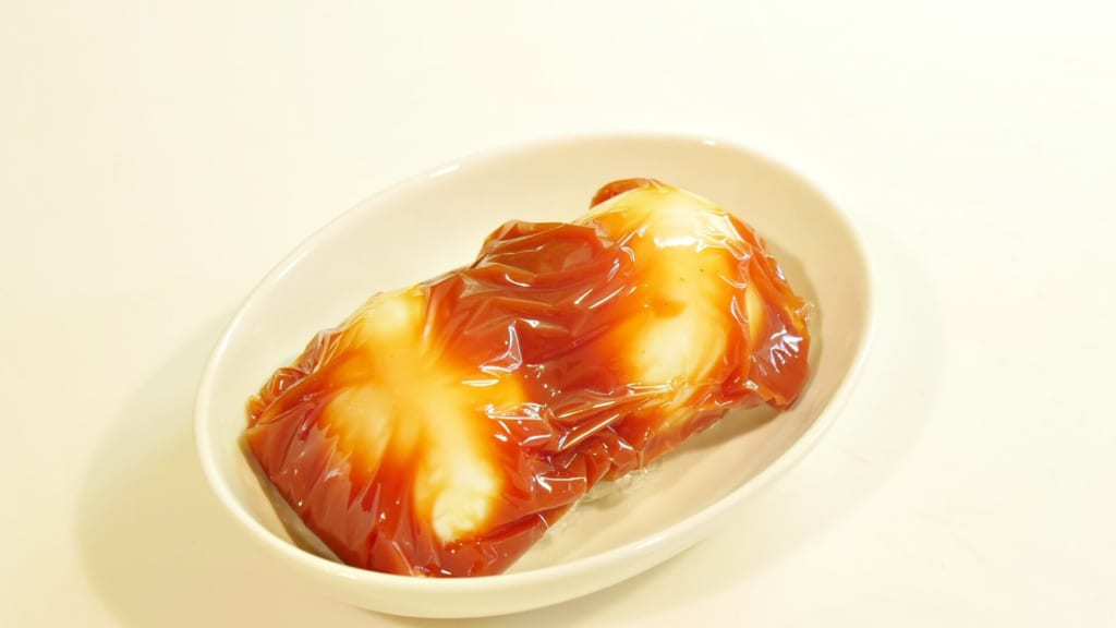 マヨネーズとゆで卵