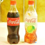 コカ・コーラとコカ・コーラ クリアライム
