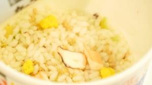 カップヌードル シーフードヌードル ぶっこみ飯の具