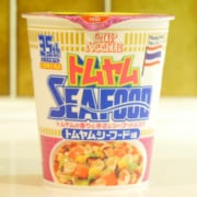 カップヌードル トムヤムシーフード味 ビッグ