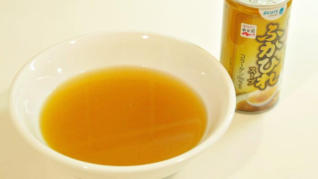 気仙沼産ふかひれ使用 ふかひれスープ
