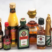 色々な蒸留酒