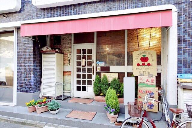 荻窪 トマトの外観